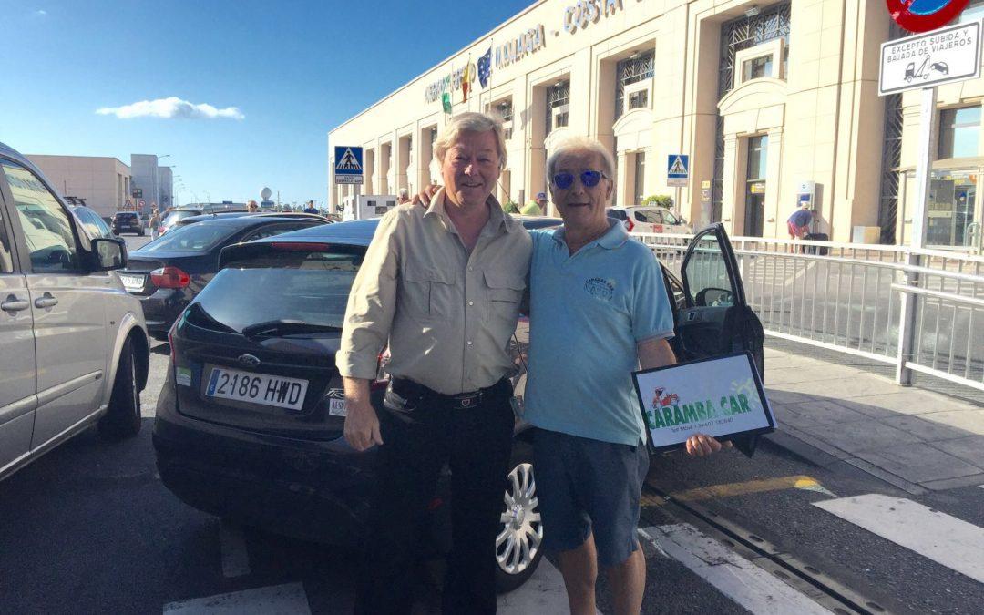 Willst Du ein Auto in Malaga mieten?