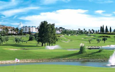 Wenn du die schönsten Golfplätze in Mijas spielen willst